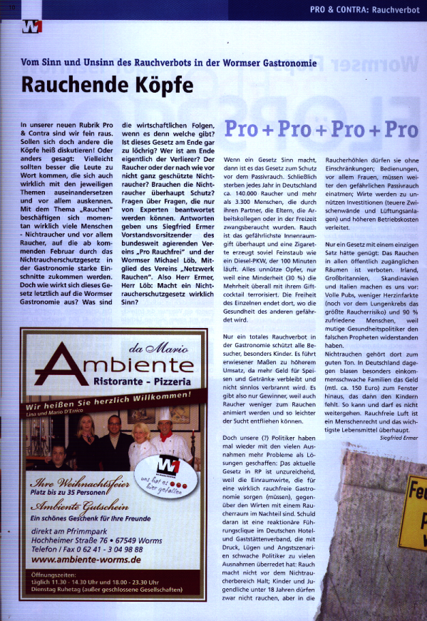 Interview W1 - Seite 1