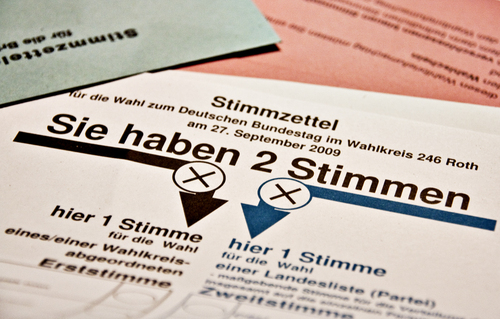 Bildquelle: aboutpixel.de / Sie haben zwei Stimmen © Marius Schmidt