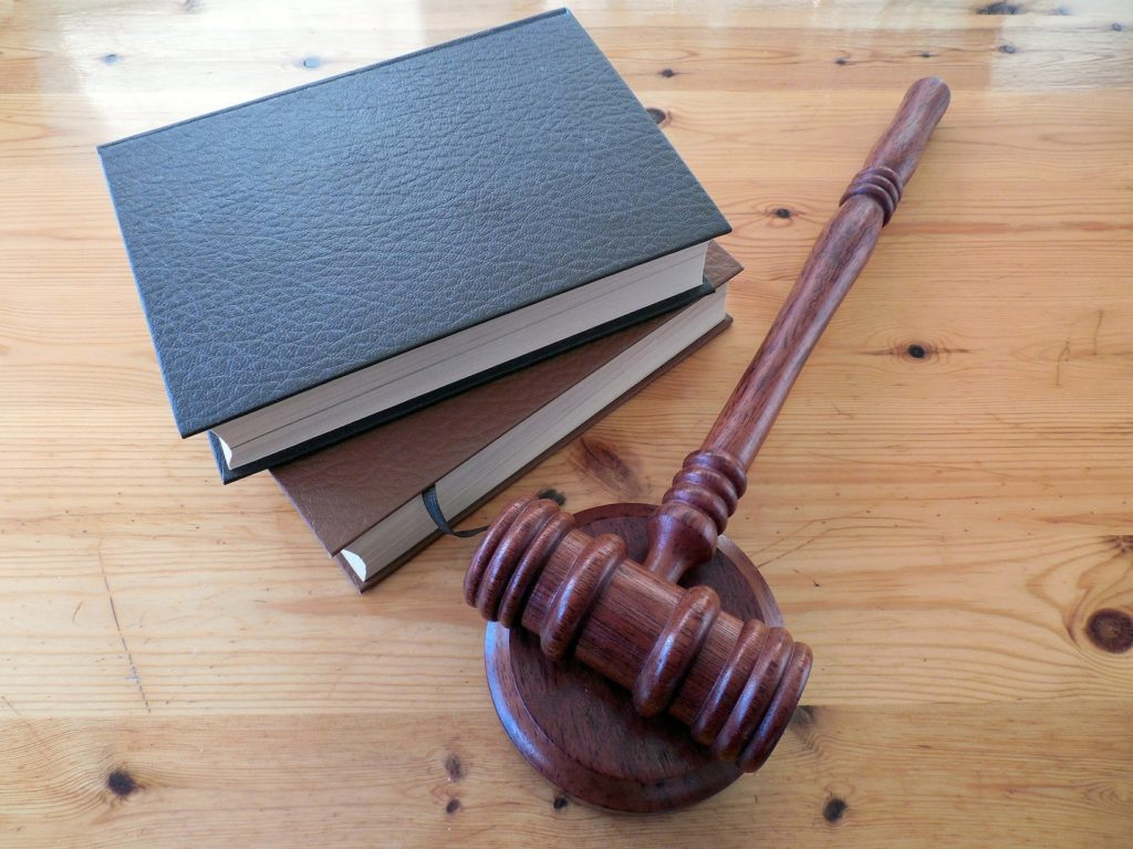 Gesetz Symbolbild