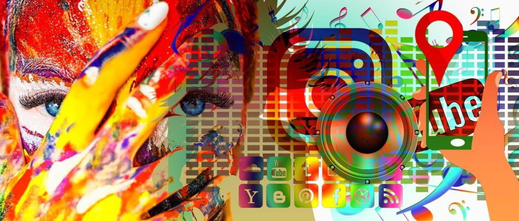 Social Media Symbolbild